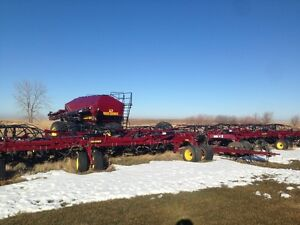 2014 SEEDHAWK 84 -12 DRILL WITH 800 SCT CART