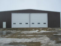 50 X 100 X 16 PRE FAB STEEL BUILDING GREAT SHOP/MFG