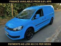 2011 VOLKSWAGEN CADDY MAXI 1.6TDI ( 102PS ) C20 / NO VAT TO PAY