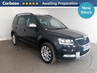 2015 SKODA YETI OUTDOOR 2.0 TDI CR SE Business 5dr SUV 5 Seats