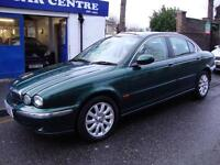 JAGUAR X-TYPE 2.5 V6 SE AWD ** 2003 53** MANUAL PETROL SALOON