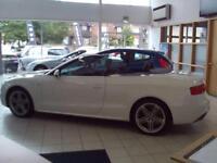 2014 Audi A5 2.0 TDI 177 S Line Special Edition 2dr 2 door Convertible