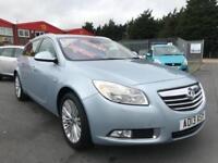 2013 Vauxhall Insignia 2.0 CDTi [160] TOURER ESTATE ecoFLEX Tech Line 5dr 5 d...