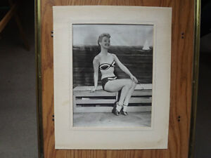 """FS: """"Ice Cycles Of 1952"""" (Ice Capades) Figure Skating Signed Pho London Ontario image 4"""