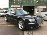 Chrysler 300C 3.0 V6 turbo diesel automatic 2006 06 plate superb car