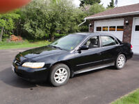 2002 Honda Accord SE Sedan 4cyl