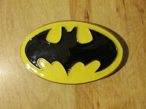 DC Comics BATMAN Belt Buckle Metal Steel Joker Robin Catwoman