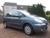**56 plate** Citroen Xsara Picasso 1.6HDi 92hp Exclusive (Diesel)