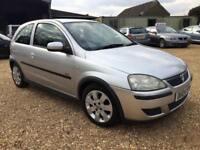 Vauxhall/Opel Corsa SXi 1.3CDTi 16v Warranty & delivery available Partex welcom