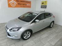 2014Ford Focus 1.6TDCi ( 115bhp ) ( s/s ) Zetec***BUY FOR ONLY £38 PER WEEK***