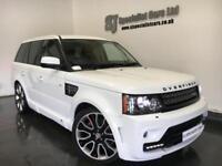 2012 [62] Land Rover Range Rover Sport 3.0 *GENUINE OVERFINCH GTS* 66K FSH