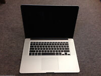 MACBOOK RETINA 13' 2014 i7/3.4GHZ/512SSD/FULLY LOADED+APPLE CARE