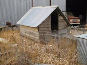 LARGE SIZED HUT - chook pen, dog kennel, animal hut many purposes Hopetoun Yarriambiack Area Preview
