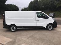 Vauxhall Vivaro 2900 1.6Cdti 115Ps L2 H1 Van Euro 5 DIESEL MANUAL WHITE (2015)