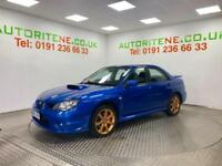 Subaru Impreza Wrx Type Uk
