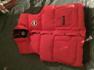 Canada Goose Freestyle Vest (Red)
