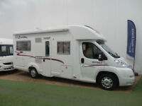 RAPIDO 776FF / 4 BERTH / LOW PROFILE / 3500KG / FRENCH BED / AIR CON / CRUISE