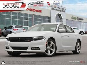 2017 Dodge Charger SXT  HEATED 1ST/2ND ROW LEATHER | PREMIUM SOU