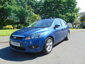 Lovely 2008 Diesel Ford Focus 1.8TDCi Zetec Drives Beautifully Superb Condition