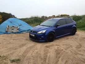 Focus RS Mk2 Lux 1 upgraded seats