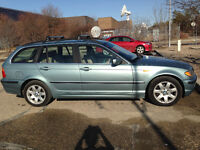 2005 BMW 3-Series Wagon