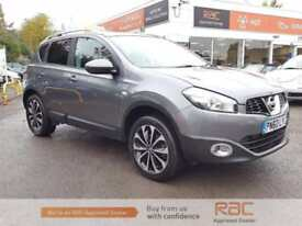 NISSAN QASHQAI N-TEC DCI 2010 Diesel Manual in Grey