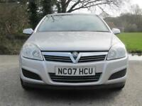 Vauxhall/Opel Astra 1.3CDTi 16v ( 90ps ) 2007MY Club,hatchback,manual,diesel