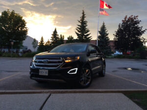 2016 Ford Edge Titanium LEASE TAKE-over