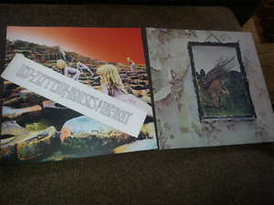 Led Zeppelin 2014 Vinyl Set