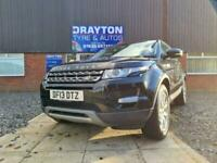 2013 Land Rover Range Rover Evoque 2.2 SD4 Pure 5dr ESTATE Diesel Manual