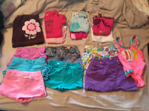 18 to 24 month girls summer clothing