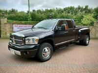 2008 Ram 3500 Laramie 6.7 Diesel - FABULOUS TRUCK AND SIMILAR REQUIRED TODAY !