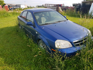 Chevy optra 2006