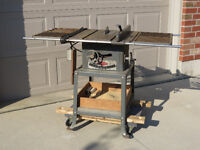 "Rockwell/Beaver 8 1/2"" Table Saw"