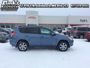 2010 Toyota RAV4 Limited  AWD