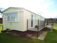 8 Berth caravan to rent ingoldmells, skegness