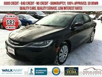 2015 Chrysler 200 LX | FWD | Cruise Control | ** Only 3K KM's **