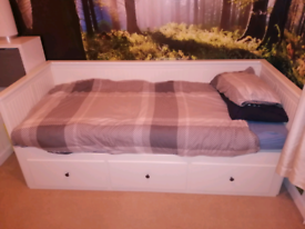 IKEA Hemnes Daybed (pulls out to double bed)