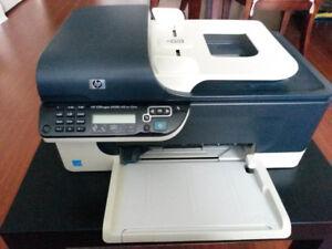 HP J4580 3in1 printer