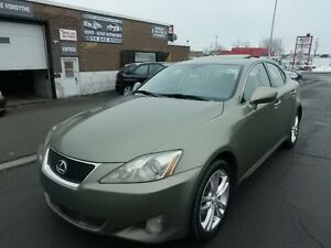 LEXUS IS 250 2008 AWD AUTOMATIQUE
