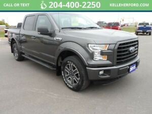2015 Ford F-150 XLTSport Crew Cab