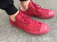 Converse all star uk8