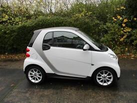 Smart ForTwo 2012(62) pure MHD auto