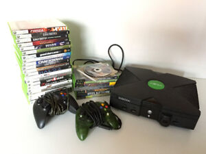 XBOX Lot for Sale (360 and Original)