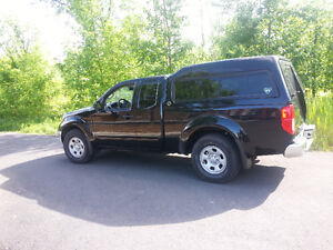 2012 Nissan Frontier 4 cylindres