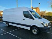 2015 (65) Mercedes Benz Sprinter 513 CDI LWB Twin Wheel With Factory Air Con
