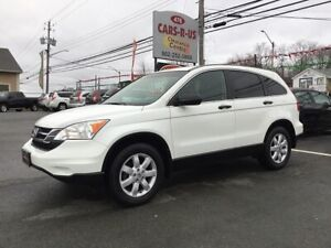 2011 Honda CR-V AWD LX  Free winter tires on all cars and SUV'S