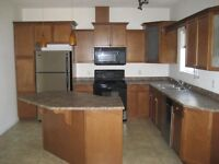 Grande Cache duplex for rent