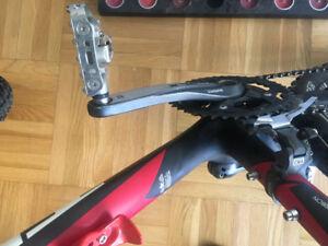 Trek Elite 9.7 Hardtail Cross Country FULL CARBON Bike