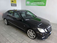 2011,Mercedes-Benz E350cdi 265bhp auto CDI Sport***BUY FOR ONLY £55 PER WEEK***